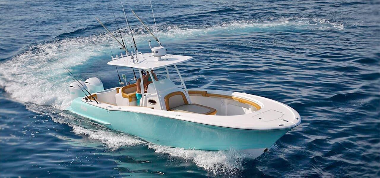 Mag Bay Boat