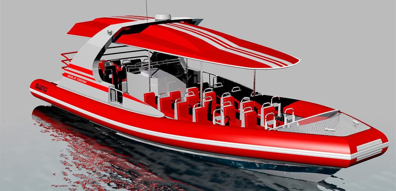 Naiad Boat